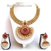 Artificial Jewelry-Fashion-Imitation Jewellery Online India-Hayagi