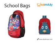 Buy School and College Bags Online in India - Dealmaar