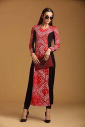 Cheap long designer dress