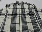 Garment -BABANA REPUBLIC - MEN'S FLANNEL LONG SLEEVE SHIRT -BANGLADESH