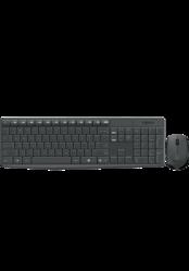 fashionothon -Logitech MK235 Wireless Keyboard and Mouse Combo Grey
