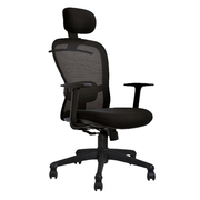 Ample Highback Mesh Office Chair