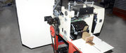 Grocery Cover Making Machine - Bharath  Paper Bag Making Machine