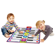 Keyboard Playmat for 2 Players