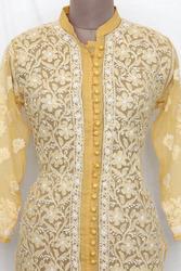 Online Chikan Embroidery Kurti