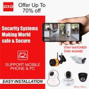 Best wifi security camera service in near me