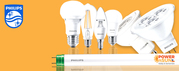 Philips LED Lights,  Lamps,  Bulbs and Tubes at Wholesale Price