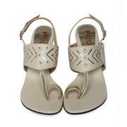 Buy Beige Kolkapuri Stilettos at PAIO Shoes