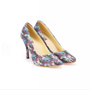 Buy Nat Blue Court Heels for Women at PAIO Shoes