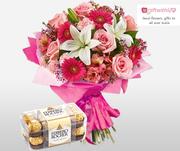 SEND flowers to bangalore