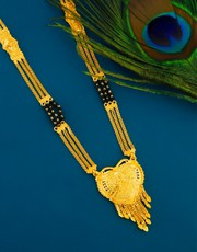 Get Latest Long Mangalsutra Design at Best Price