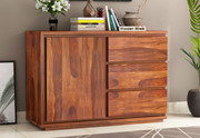 Big discount on chest of drawers for Bedroom Online at WoodenStreet