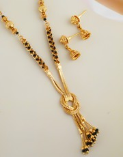 EID Special Offer on Short Mangalsutra Online at Best Price.