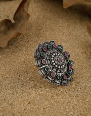 Buy Oxidised Jewellery and Black Metal Jewellery Online at Best Price