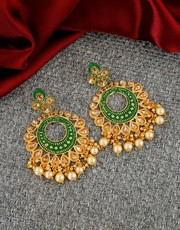 An Exclusive collection of Chandbali Online at Best Price