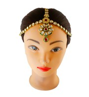 Shop for Collection of Matha Patti for Women by Anuradha Art Jewellery