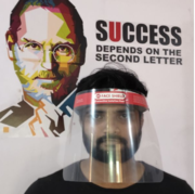 Universal Face Shields for COVID-19 is a Must