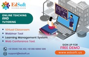 Virtual Classroom Platform for all your Online Teaching,  Training and