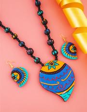 Get Latest Terracotta Jewellery Designs Online at Best Price