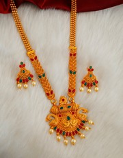 Explore Necklace Designs from the stock of Anuradha Art Jewellery