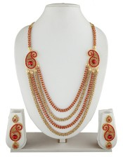Explore Collection of Rani Haar Gold at Anuradha Art Jewellery