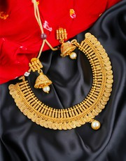 Exclusive Collection of Temple Jewellery Online at Best Cost
