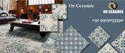New Rangoli Tiles Manufacturer & Dealers in All Size   Or Ceramic