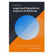 JAIIB Books   Legal & Regulatory Aspects of Banking Operations   2020