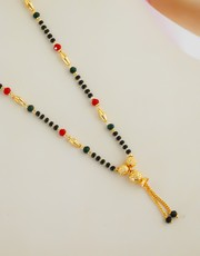 Buy Short Mangalsutra Designs Online at the Best Price.