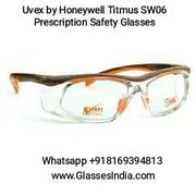 Honeywell Titmus SW06 Prescription Safety Glasses Online in India