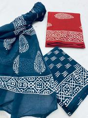BUY COTTON DRESS MATERIAL AT GROZA.IN WITH 80% OFF ON YOUR FIRST ORDER