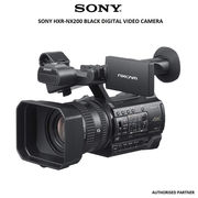 Sony HXR-NX200 Black Digital Video Camera at Best Prices in India