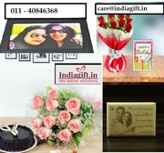 Birthday Gifts to India | Online Happy Birthday Gift Ideas - Indiagift