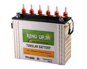 Inverter Batteries in India - Renuurja Tubular Batteries