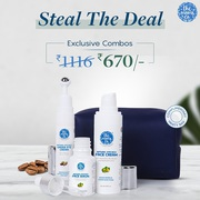 Steal the Deal: Get Exclusive Combos at Rs 670 | The Moms Co.