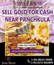 Cash against gold in Panchkula - Jewel House
