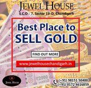 Selling gold jewellery in Chandigarh - Jewel House Chandigarh