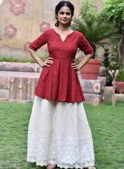 Buy Online Dress at Satrangi for affordable price