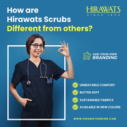 Buy High-Quality Scrubs Suit From Hirawats at Best Price