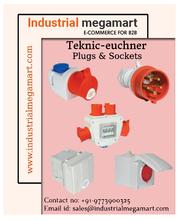 Teknic-euchner plug & socket wholesale  91-9773900325