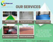 Epoxy flooring manufacturers in Gujarat | Epoxy flooring manufacturers