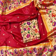 Pure Banarasi Silk Saree Online