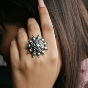 Best  Fabulous Women's Ring Collection Online in India