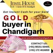 Gold Buyer in Chandigarh   Cash for Gold in Chandigarh - Jewel House