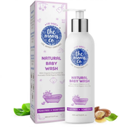 Buy Natural Baby Body Wash at its best Price   The Moms Co