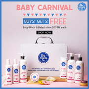 Baby Carnival: Buy 2 Baby Products and Get 2 Free